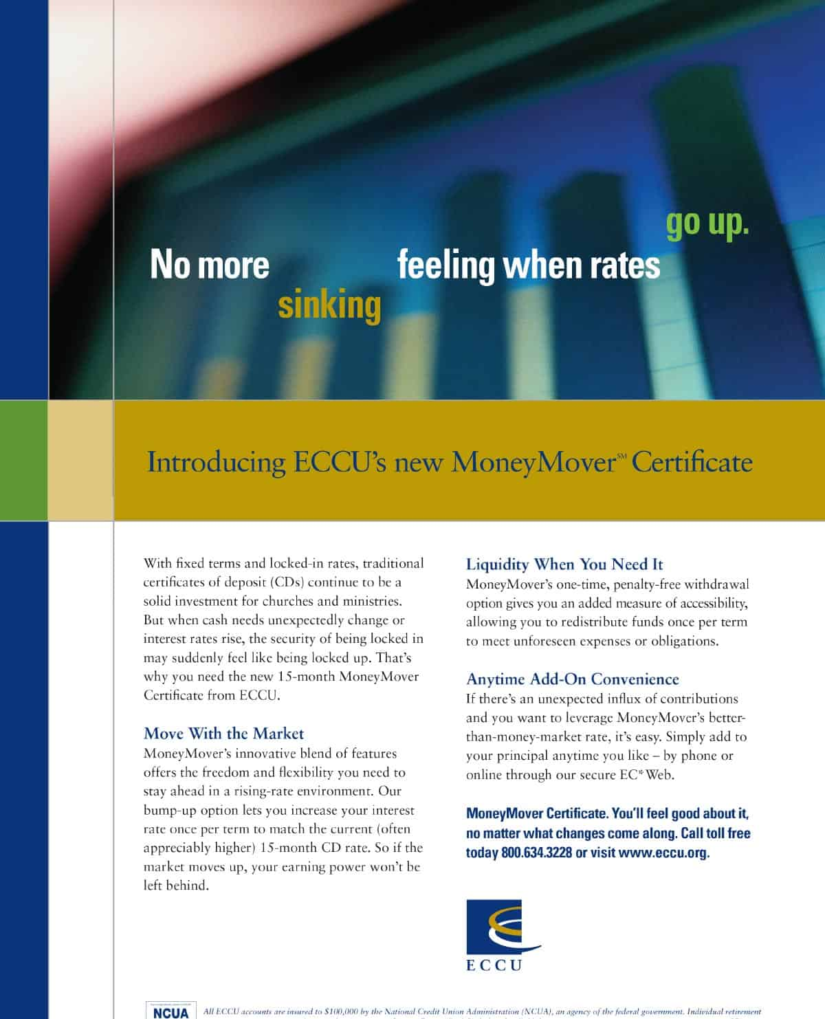 ECCU MoneyMover Ad