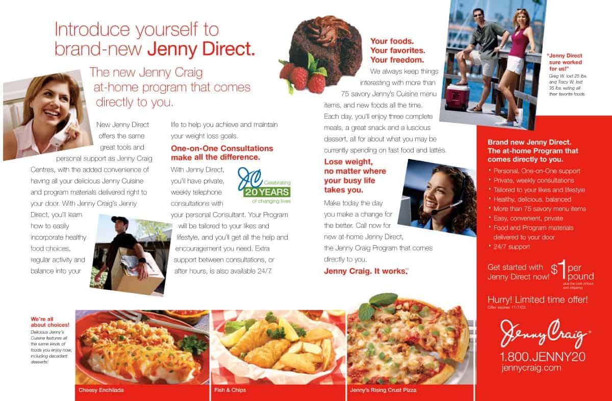 Jenny Craig — Jenny Direct