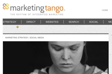 Marketing Tango SMB Blog — Social Media